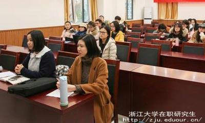 浙江大学同等学力申硕考试了吗